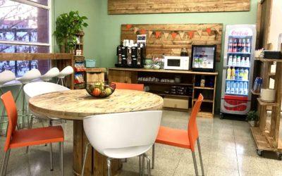 La Fundació Rubricatus estrena Coffee Corner