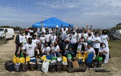 La Fundació Rubricatus participa en el Clean Up Day