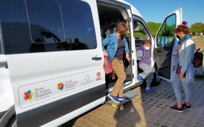 Adquisición nueva furgoneta de transporte colectivo adaptada para el Centro Ocupacional